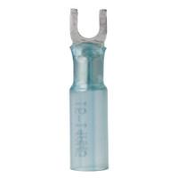 Ancor 16-14 Gauge - #10 Heat Shrink Spade Terminals - 100-Pack