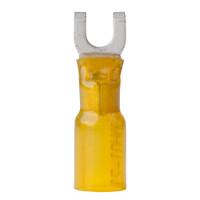 Ancor 12-10 Gauge - #10 Heat Shrink Spade Terminals - 100-Pack