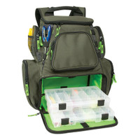Wild River Multi-Tackle Large Backpack w\/2 Trays