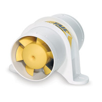 "SHURFLO YELLOWTAIL 3"" Marine Blower - 12 VDC, 120 CFM"
