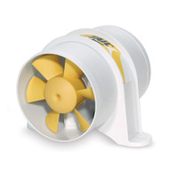 "SHURFLO YELLOWTAIL 4"" Marine Blower - 12 VDC, 215 CFM"
