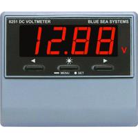 Blue Sea 8251 DC Digital Voltmeter w\/Alarm