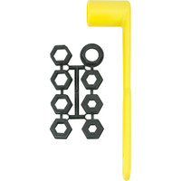 """Attwood Prop Wrench Set - Fits 17\/32"""" to 1-1\/4"""" Prop Nuts"""
