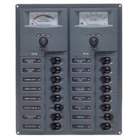 BEP Panel 16SP DC12V Analog