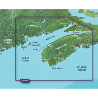 Garmin BlueChart g2 Vision- VCA004R - Bay of Fundy - microSD\/SD