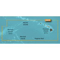 Garmin BlueChart g2 Vision - VUS027R - Hawaiian Islands - Mariana Islands - microSD\/SD
