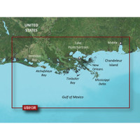 Garmin BlueChart g2 Vision - VUS013R - Mobile - Lake Charles - microSD\/SD