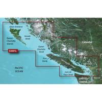 Garmin BlueChart g2 Vision - VCA501L - Vancouver Island - Dixon Entrance - SD Card