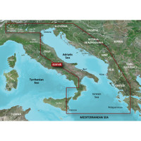 Garmin BlueChart g2 Vision - VEU014R - Italy, Adriatic Sea - SD Card