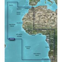 Garmin BlueChart g2 Vision - VAF003R - Western Africa - microSD\/SD