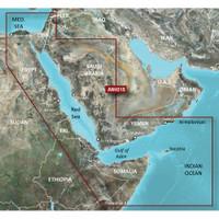 Garmin BlueChart g2 Vision - VAW415S - Red Sea - microSD\/SD