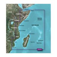 Garmin BlueChart g2 Vision - VAF001R - Eastern Africa - microSD\/SD