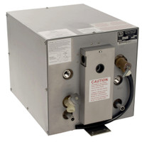 Whale Seaward 6 Gal Hot Water Heater W\/Front Heat Exchanger Galvanized  Exterior