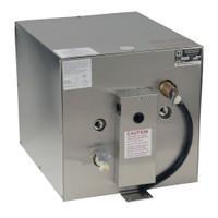 Whale Seaward 11 Gal Hot Water Heater w\/Rear Heat Exchanger Stainless Steel
