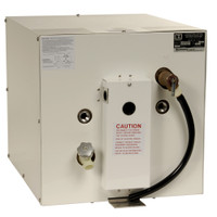 Whale Seaward 11 Gallon Hot Water Heater W\/Rear Heat Exchanger White Epoxy