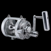 Accurate Platinum Twin Drag ATD-50 Reel