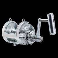 Accurate Platinum Twin Drag ATD-50T Reel (Topless)