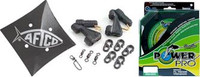 Aftco Kite Set w/ Kite Clip Kit & Line