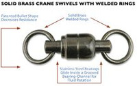 AFW Ball Bearing Swivel 65# 50 Pack