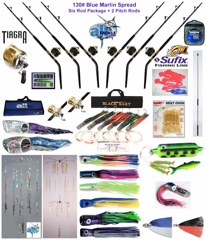 Saltwater fishing equipment for Ocean fishing gear