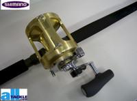Alltackle Combo - Shimano Tiagra TI30WLRSA w/ Crowder E-Series Stand Up Rod