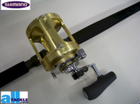 Alltackle Combo - Tiagra 50WLRSA - Crowder E-Series