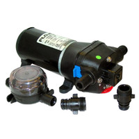 FloJet Heavy Duty Deck Wash Pump - 40psi\/4.5GPM\/12V