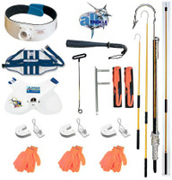 Alltackle Landing Package w/ Gaffs and Fighting Belt