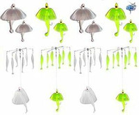 Alltackle Striper Umbrella and Tandem 8 Lure Kit
