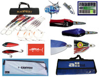 Alltackle Wahoo  Fishing Gear Trolling Spread Package