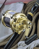 Alutecnos Albacore Big Game Two Speed Reel 50  Wide