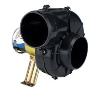 "Jabsco 4"" 250 CFM Flexmount Heavy Duty Blower - 12V"