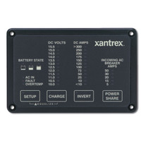 Xantrex Heart FDM-12-25 Remote Panel, Battery Status & Freedom Inverter\/Charger Remote Control