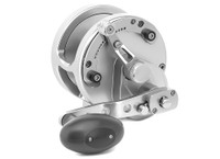 Avet Reels - HXJ 2-Speed Silver Left Hand