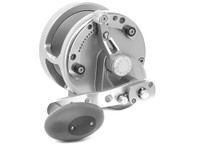 Avet Reels - HXJ MC 2-Speed Silver Left Hand