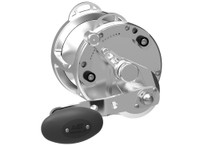 Avet Reels - HXW 2-Speed Silver Left Hand
