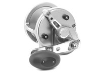 Avet Reels - JX 4.6:1 MC Silver Left Hand Reel