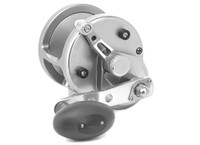 Avet Reels - JX 6.0:1 MC Silver Left Hand Reel