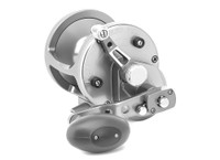 Avet Reels - LX MC 2 Speed 6/3:1 Silver Left Hand