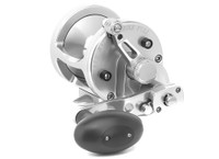 Avet Reels - MXL MC Fishing Reel 2-Speed Silver Left Hand