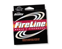 Berkley Fireline 1500yd Flame Green Test:20