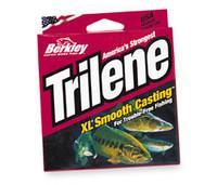 Berkley Trilene XL Smooth Casting 3000yd 4# Fl. Clear Blue