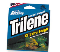 Berkley Trilene XT 1000yd 17# Green