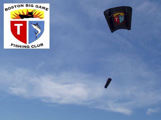 Boston Big Game Fishing Kite