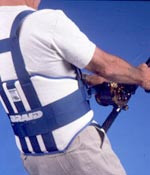 Braid Fighting Harness - Bluefin Harness