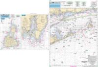 Captain Segull Chart - Block Island Sound/Point Judith & Block Island