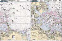Captain Segull Chart - Boston Harbor- MA