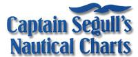 Captain Segull Chart - Charleston Harbor- SC