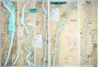 Captain Segull Chart - Hudson River- NY
