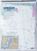 Captain Segull Chart - ICW: Albemarle Sound to Neuse River- NC